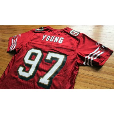 Bryant Young jersey