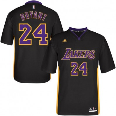 kobe bryant jersey with sleeves