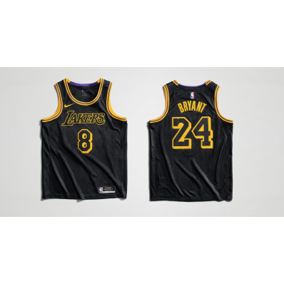 kobe jersey number 8 and 24
