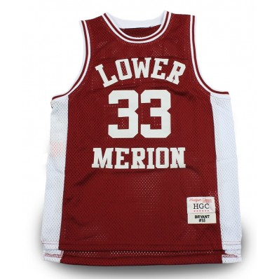 lower merion kobe bryant jersey authentic