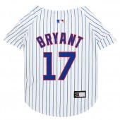 pets first chicago cubs kris bryant dog jersey